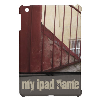 Ochre Railing | Customizable iPad Case