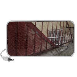 Ochre Railing | Customizable Speaker