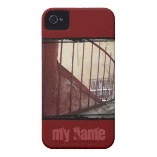 Ochre Railing | iPhone 4 Case | Customizable