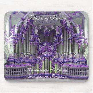 Ochsenhausen organ - Flights of Fancy Mouse Mat