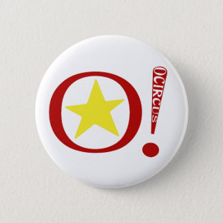 OCircus! Logo Pin
