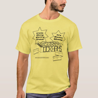 Ockham's (Occam's) Razor T-Shirt