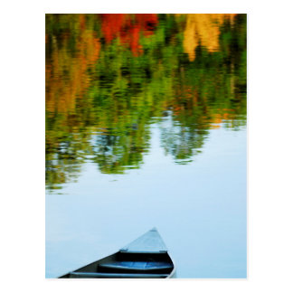 Oconee Canoe Postcard