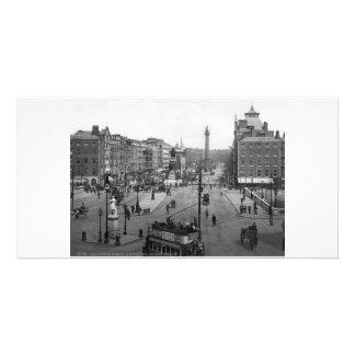 O'Connell Bridge, 19th Century Dublin Ireland Photo Cards