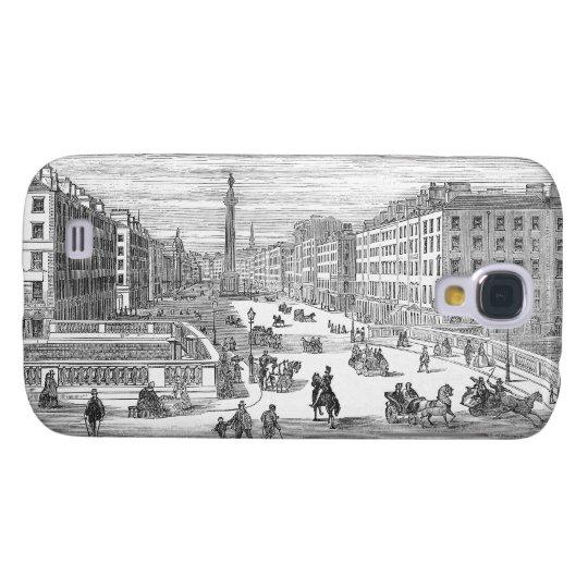 O'Connell Street Vintage Dublin Ireland Galaxy S4 Galaxy