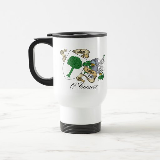 O'Connor Don Family Crest Coffee Mugs