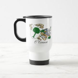 O'Connor Don Family Crest Travel Mug