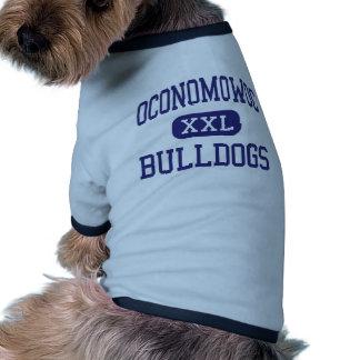 Oconomowoc Bulldogs Middle Oconomowoc Dog T-shirt