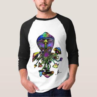 Ocotoshroom Baseball Longsleeve T-Shirt