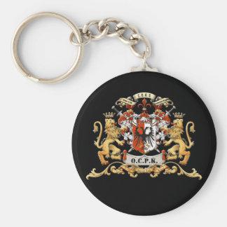 OCPKCrest Key Ring