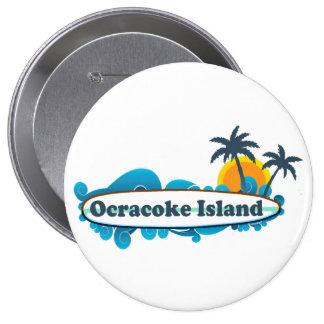 Ocracoke Island Pin