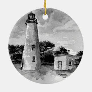 Ocracoke Island Lighthouse Ornament