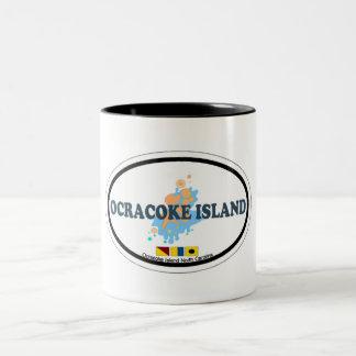 Ocracoke Island. Coffee Mugs