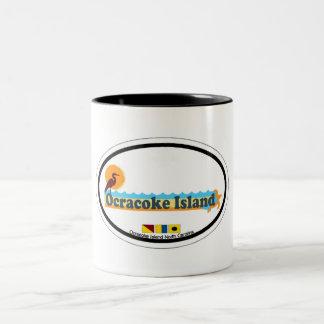 Ocracoke Island. Mug