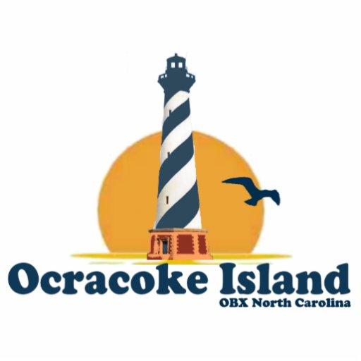Ocracoke Island. Photo Cutouts