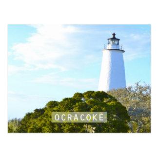 Ocracoke Island. Postcard
