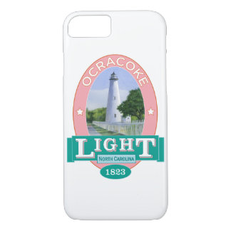 Ocracoke Lighthouse iPhone 8/7 Case