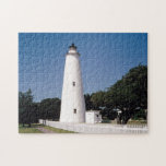 Ocracoke Lighthouse Jigsaw Puzzle