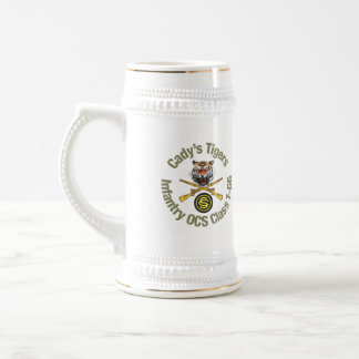 OCS 1-66 Cady s Tigers Beer Stein Coffee Mugs