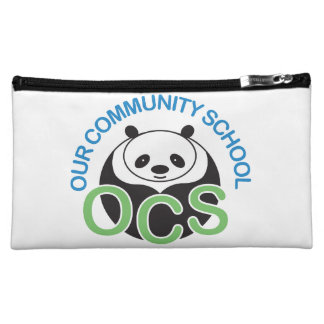 OCS Logo Zip/Cosmetic Bags