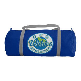 OCS Wolves Athletics Gym Bag