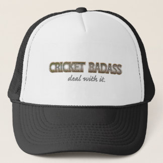 oct14CRICKET.png Trucker Hat