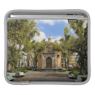 Octagonal Chapel iPad Sleeve