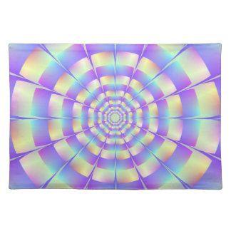 Octagonal Tunnel Placemats
