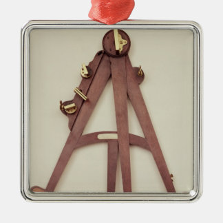 Octant, 1750 christmas ornament
