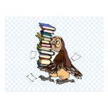 Octavian Owl Post Cards