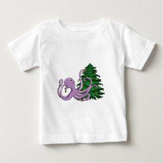 Octi Tree Baby T-Shirt