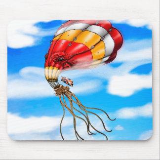 Octo-Balloon Mouse Mat
