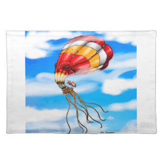 Octo-Balloon Placemat