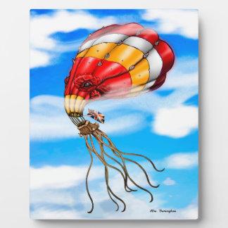 Octo-Balloon Plaque