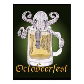 Octobeerfest Postcard