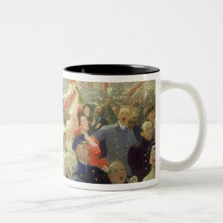 October 17th, 1905 Two-Tone mug
