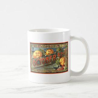 October 31 coffee mugs