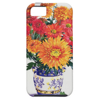 October Chrysanthemums iPhone 5 Cover