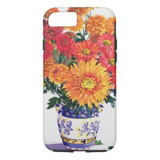 October Chrysanthemums iPhone 7 Case