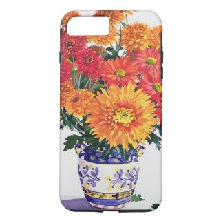 October Chrysanthemums iPhone 8 Plus/7 Plus Case