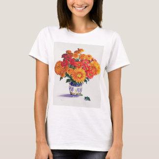 October Chrysanthemums T-Shirt