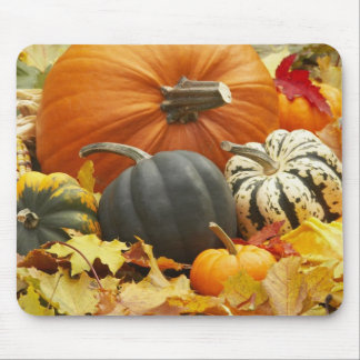 October Decoration Mouse Mat