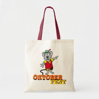 October Fest, Confused mascot Tote Bag