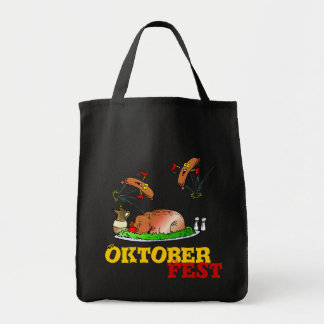 October Fest, Grub up! Tote Bag