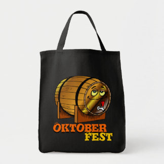 October Fest, Whole barrel of fun Tote Bag
