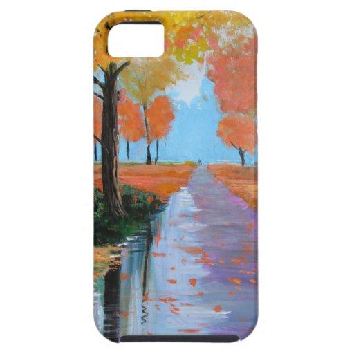 October Rain iPhone 5 Case