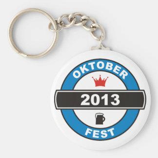 Octoberfest 2013 key ring