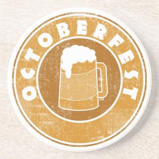 Octoberfest coasters