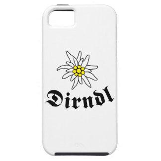 Octoberfest Dirndl iPhone 5 Cases