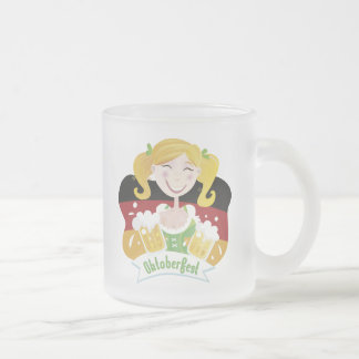 Octoberfest Mädchen Coffee Mug